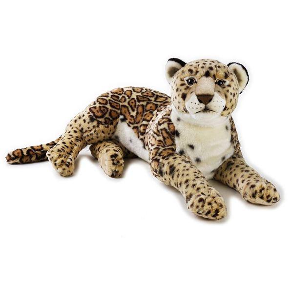 Jaguar Stuffed Animal Plush Toy Extra Large National