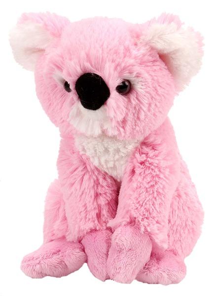 Hug Ems Vibes Pink Koala Soft Plush Toy 7 Quot 17cm Wild