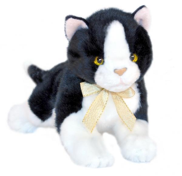 Stuffed kitten toys