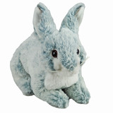 Cottontail Bunny Grey soft plush toy by Korimco