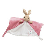 Flopsy Bunny blankie comforter square by Beatrix Potter Peter Rabbit