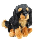 Cavalier Black Tan Spaniel - Faithful Friends