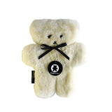 Milk Small Sheepskin Flatout Bear