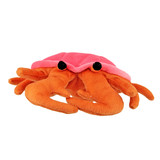 Crab Hand Puppet Plush Toy