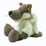 NICI Wolf in Sheeps clothing soft plush toy small