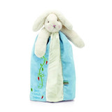 Buddy Blanket Blue Bud Bunny Comforter Bunnies by the Bay