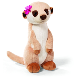 Meerkat Wild Lady Soft Plush Toy Medium - NICI