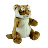 Tiger Hand Puppet - National Geographic