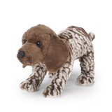 German Shorthair Pointer dog soft plush toy by Nat & Jules