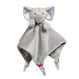 Elzzie Elephant Grey Baby Comforter - Save our Sleep by Tizzie Hall
