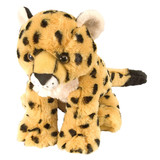 Cheetah Cub Soft Plush Toy - Wild Republic