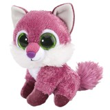 Li'l Sweet & Sassy FOX - RASPBERRY soft toy