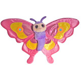 Butterfly Pink Large - Sweet & Sassy