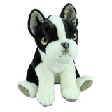 Boston Terrier Puppy Dog Pet Shop - Wild Republic