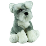 Schnauzer Puppy Dog - Pet Shop by Wild Republic