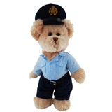 Air Force Dressed Teddy Bear Tic Toc Teddies