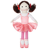 Play School  Jemima Ballerina Plush Soft Toy Doll - ABC KIDS