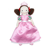 Play School  Jemima Princess Plush Soft Toy Doll - ABC KIDS