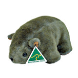 Australian Made Wombat Large stuffed toy