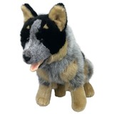 Cattle Dog / Blue Heeler - Marshall- Bocchetta Plush