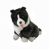 Border Collie small plush toy - Pepsi