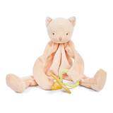 Silly Buddy Pink Cat soft plush toy by BUNNIES BY THE BAY