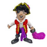 Wiggles Captain Feathersword Toy