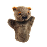 Wombat Plush toy hand puppet