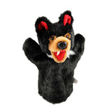 Tasmanian Devil hand puppet soft plush toy
