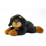 Rottweiler Dog soft plush toy Ramsey by Cuddly Critters