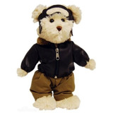 Aviator Pilot Dessed Teddy Bear - Tic Toc Teddies