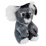 Graduation Koala soft plush toy by Elka