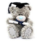 Me To You Tatty Teddy Graduation Bear medium soft plush toy