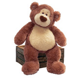 Alfie Teddy Bear Brown - Gund