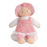 My First Dolly Blonde by Baby GUND soft toy rag doll
