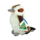 Australian Made Kookaburra Bird plush stuffed toy