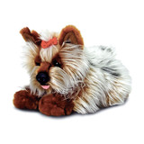 Yorkshire Terrier Yorkie dog soft plush toy Maisy by Keel Toys