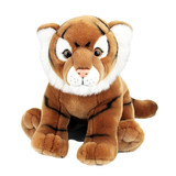 Bengal Tiger Gold Soft Plush toy large by Korimco