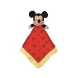 Mickey Mouse Snuggle Comforter Blankie soft plush toy