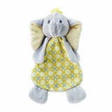 Nat and Jules Elephant comforter soft plush baby gift - Tusk