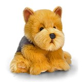 Cairn Terrier Dog soft plush toy BRANDY stuffed animal by Keel Toys