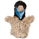 Emu Hand Puppet soft plush toy EDITH - Outbackers by Minkplush