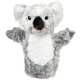 Koala Plush Hand Puppet by Minkplush - Katie