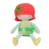FLEUR Doll Rag doll soft toy doll by Alluring Baby Co.