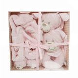Alexandra Teddy Bear Gift Pack - 4 pieces Pink