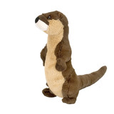River Otter standing soft plush toy by Wild Republic