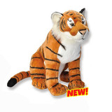 Bengal Tiger extra large soft toy Little Biggies by Wild Republic