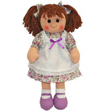 Rag Doll Elizabeth - Hopscotch Collectables