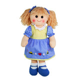 Rag Doll Alice - Hopscotch Collectables
