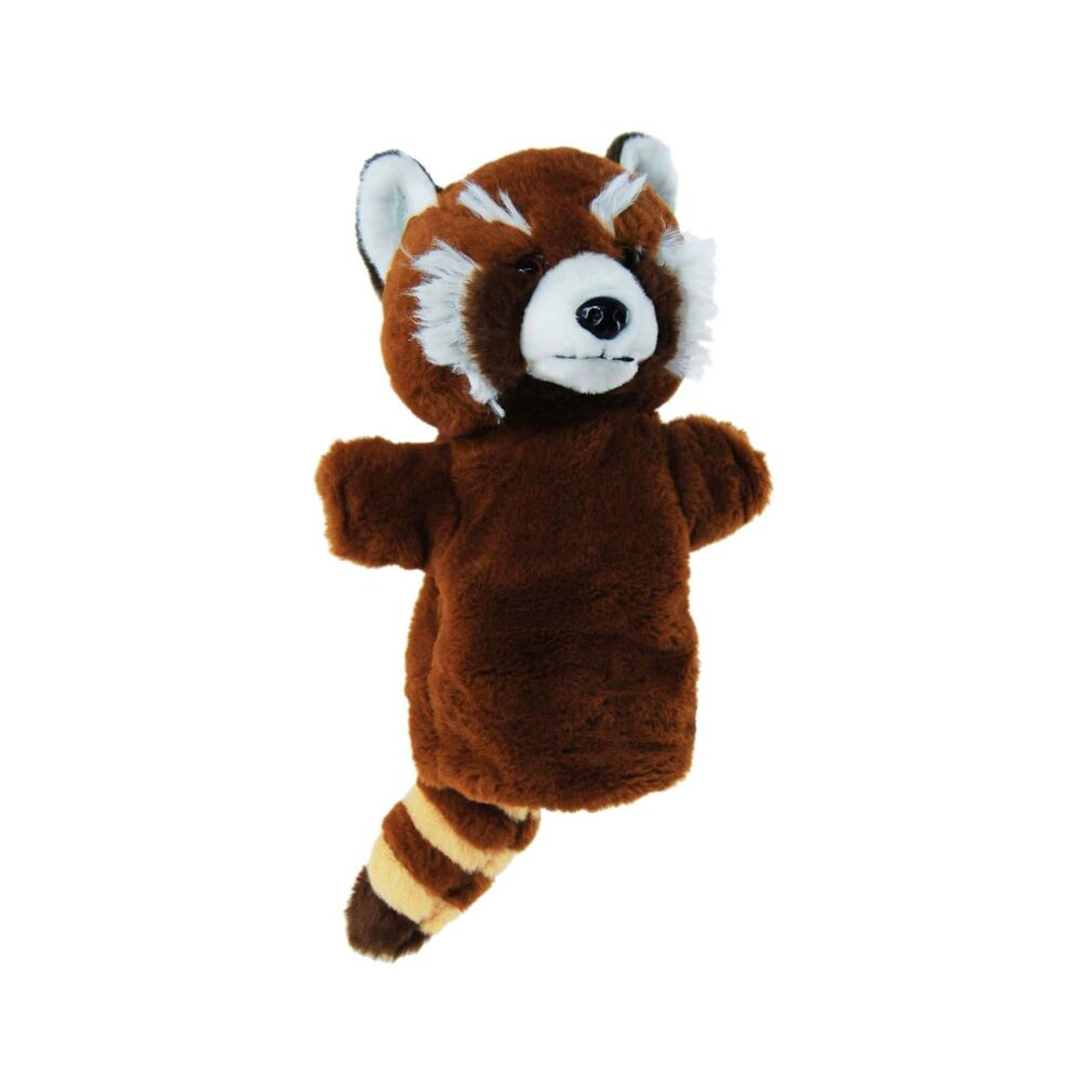 Red Panda Hand Puppet by Elka